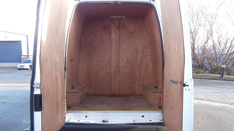 Self Drive Van Hire And Van Rental Transit Van Luton