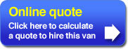 Online Quote - 	Click here to calculate a quote to hire this van